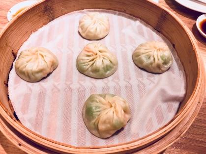 Amazing dumplings
