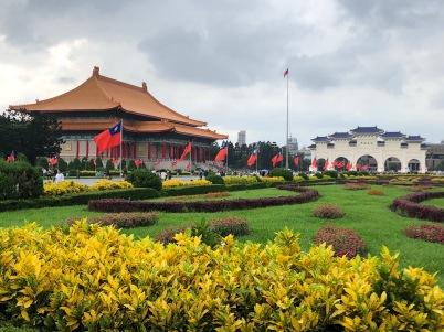 Taipei square