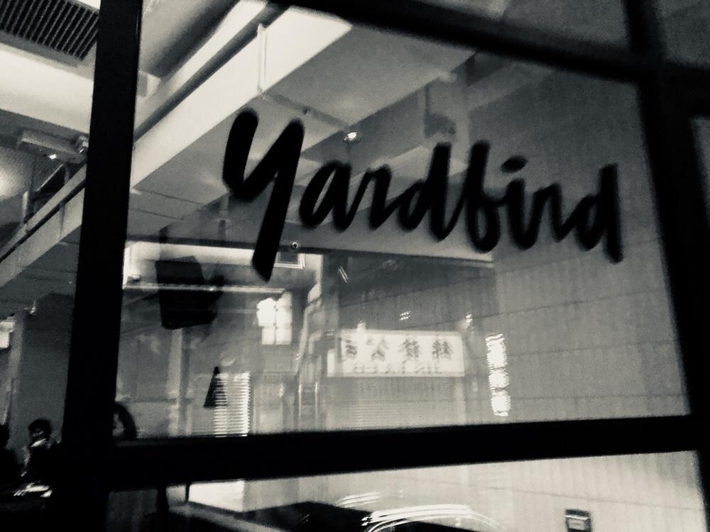 Yardbird entrace