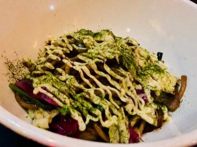 Yardbird salad